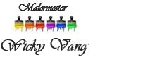 Malermester Wicky Vang logo